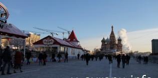Как доехать в Москве на метро до Красной площади?
