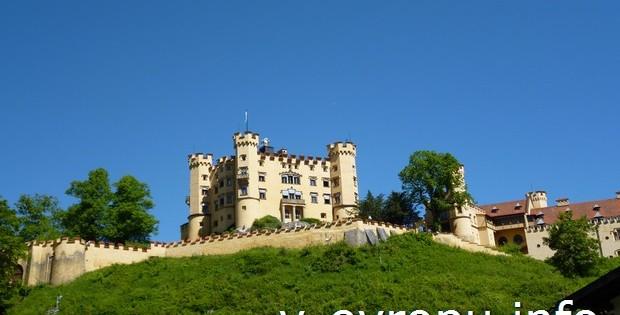 Самостоятельный тур по Баварии