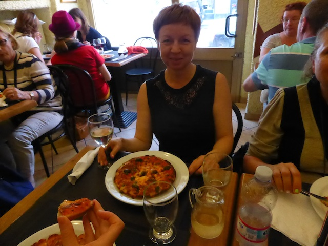 Марина приехала на Встречу во 2 раз и начала учить итальянский язык благодаря этой поездке