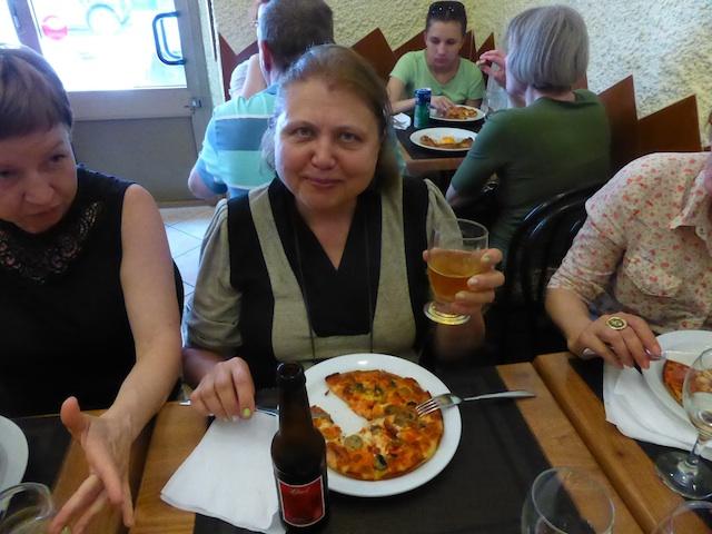 Татьяна из Москвы находится в путешествии по Европе уже 2 месяца и не собирается останавливаться