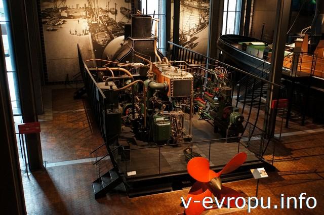 Берлин, Технический музей