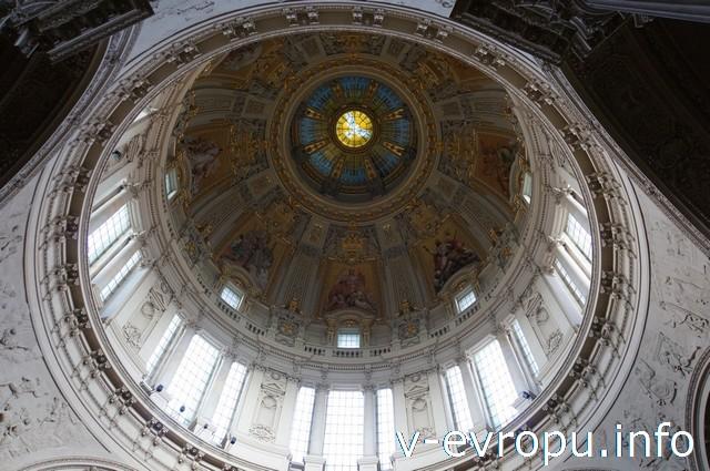 Берлинский кафедральный собор, купол