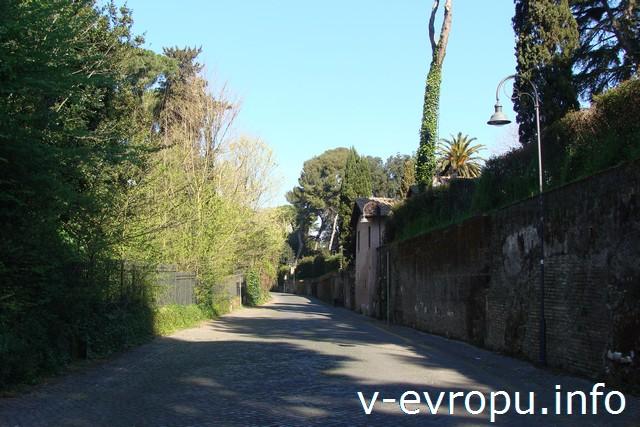 Рим. Аппиева дорога