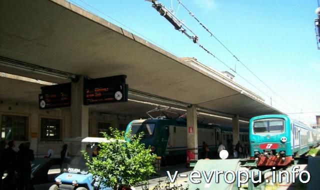 Путешествовать по Европе на поезде экономно и комфортно