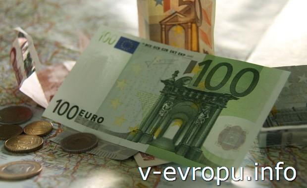 Денежные штрафы на дорогах Европы