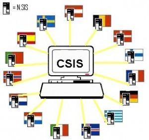 Шенгенская информационная система (с сайта www.consilium.europa.eu)