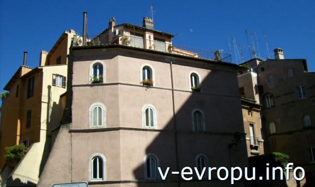 Палаццо в Риме