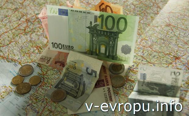 Как рассчитать расходы на питание для путешествия по европейским странам?