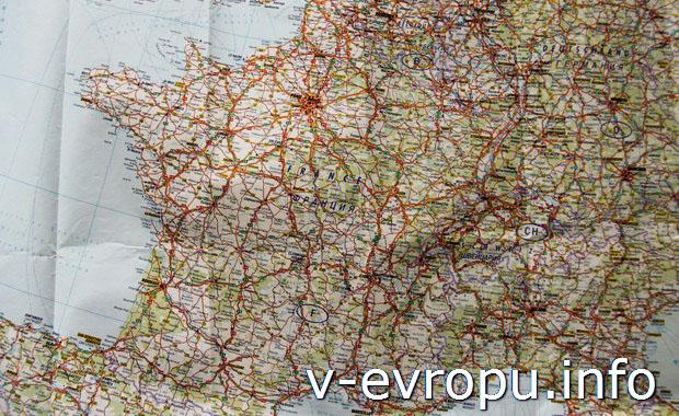 Карту города можно бесплатно взять в Центрах ТурИнфо