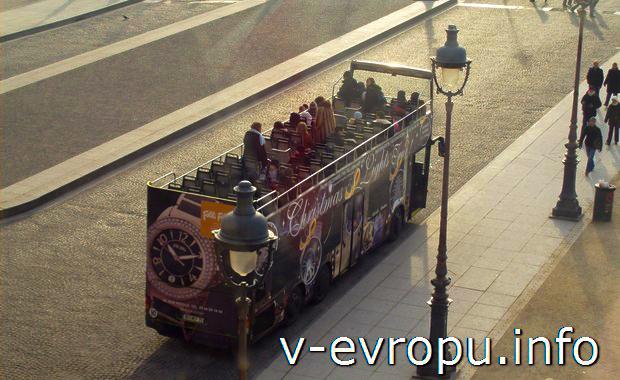 Что увидит турист со второго этажа экскурсионного автобуса