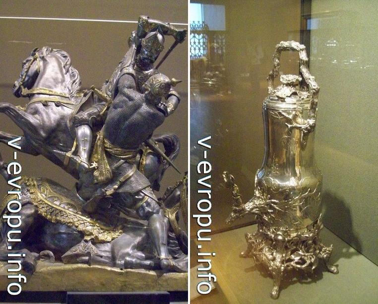 Эскпонаты самого знаменитого музея мира - Лувра