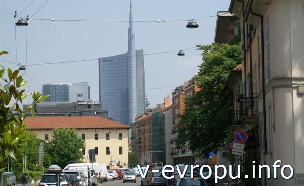 Италия. Милан - город шоппинга и бизнеса