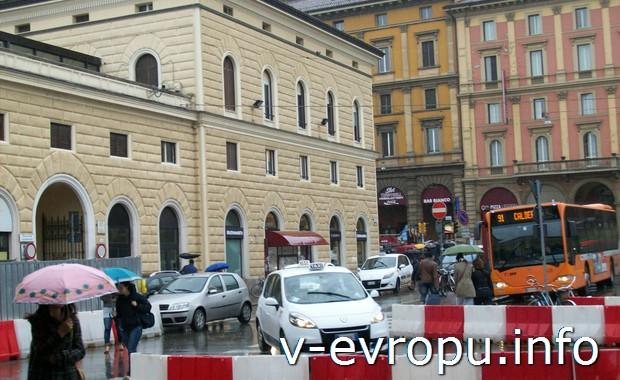 Такси в Римини (Италия)
