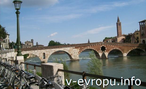 Петров Мост в Вероне