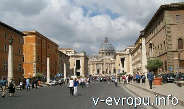 Что нужно обязательно сделать в Риме?