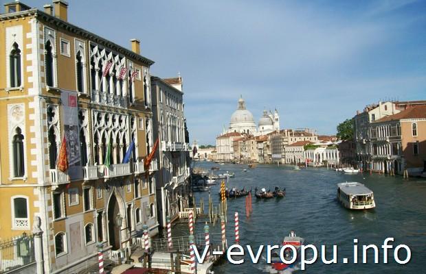 Посещение Музея Галереи Академии в Венеции