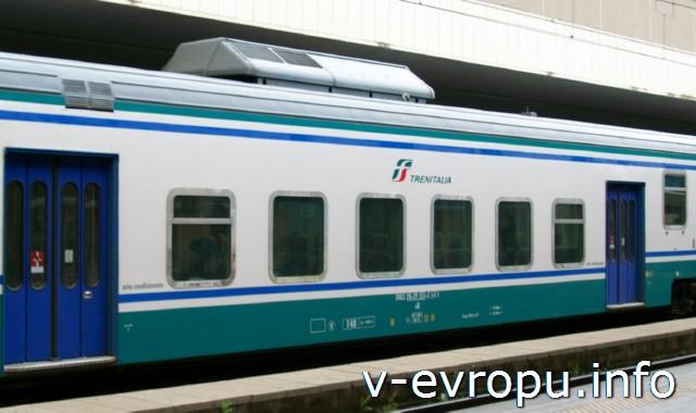 На поезде по всей Европе