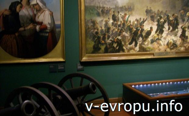 В Музее Наполеона в Милане