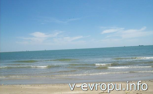 Море в Равенне
