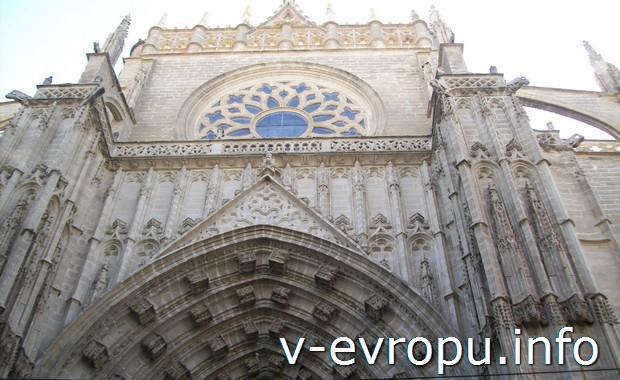 Портал Кафедрального Собора Севильи