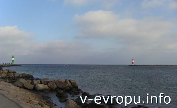 Балтийское море в Ростоке