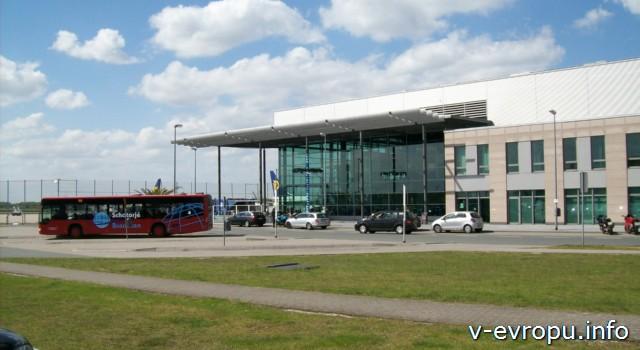 Аэропорт Вееце в Дюссельдорфе