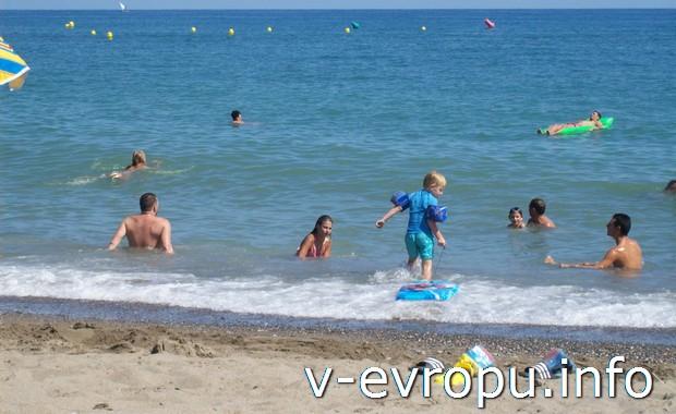 Пляжный отдых в Андалусии
