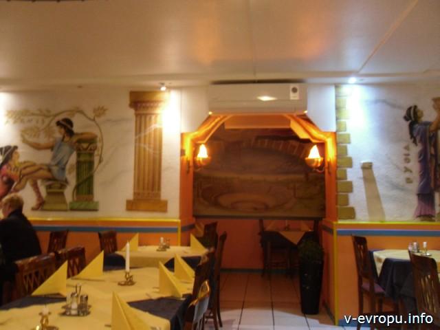 Ресторан в Вене
