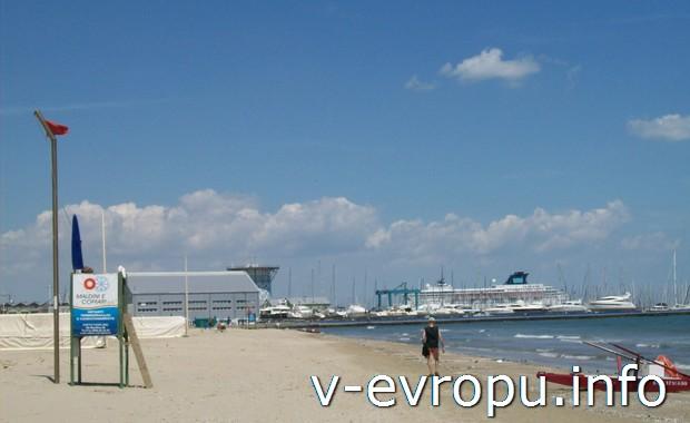 Пляжи и море в Равенне