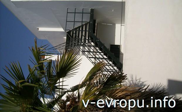 Бюджетная гостиница в Севильи