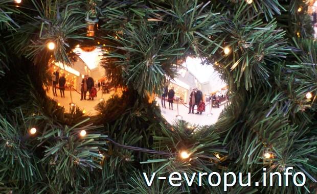 Встречаем Новый год в Европе!