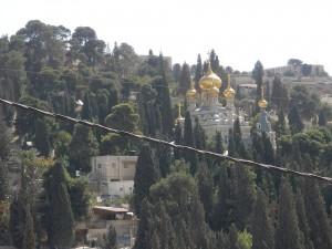 Церковь Марии Магдалины в Иерусалиме