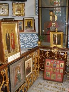 Церковь в Спасо-Вознесенском женском монастыре