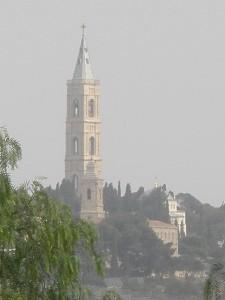 Часовня Русская свеча в Иерусалиме