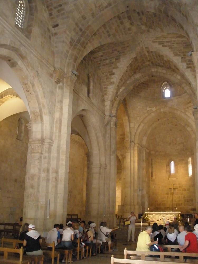 Церковь Святой Анны в Иерусалиме