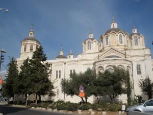 Свято-троицкий собор в Иерусалиме