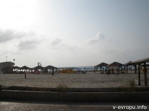 Море и пляжи в Тель-Авиве