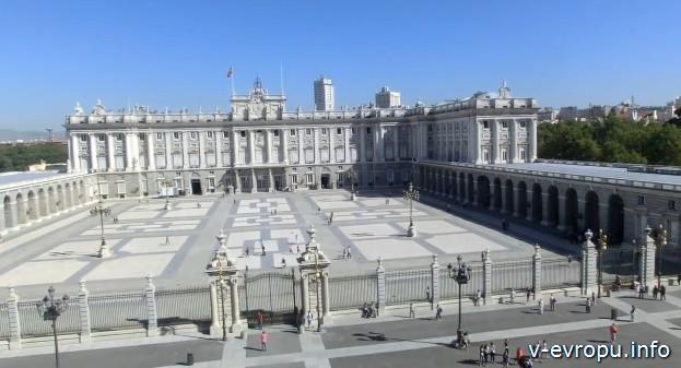 Мадрид. Catedral de la Almudena