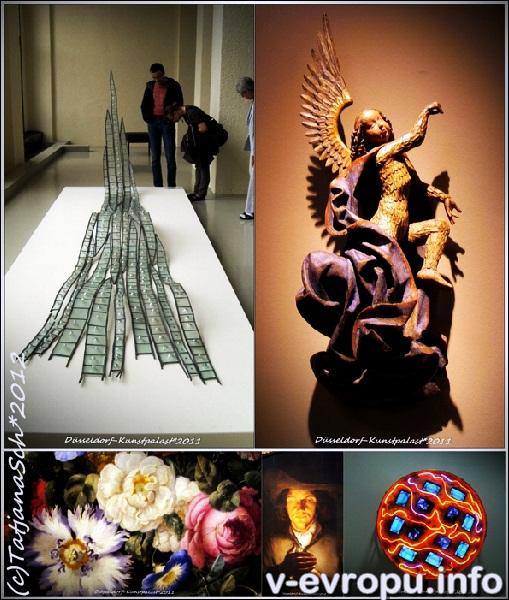 В коллекции музея более чем 100.000 картин, скульптур, рисунков, графики, фотографии, экспонаты декоративно-прикладного искусства и стеклянных изделий.