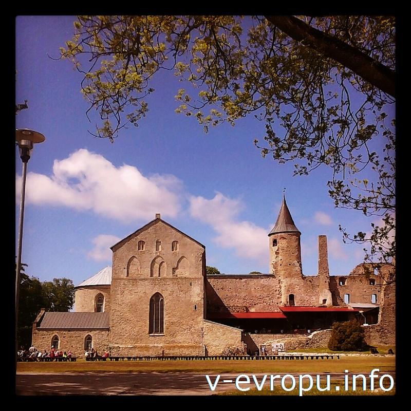 7 веков замка Хаапсалу тесно переплетены с историей Европы