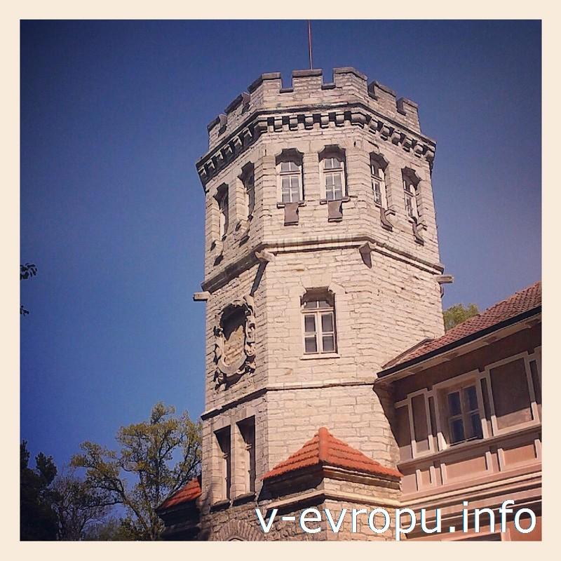 Эстонский исторический музей расположен в одном из самых красивых зданий Таллина