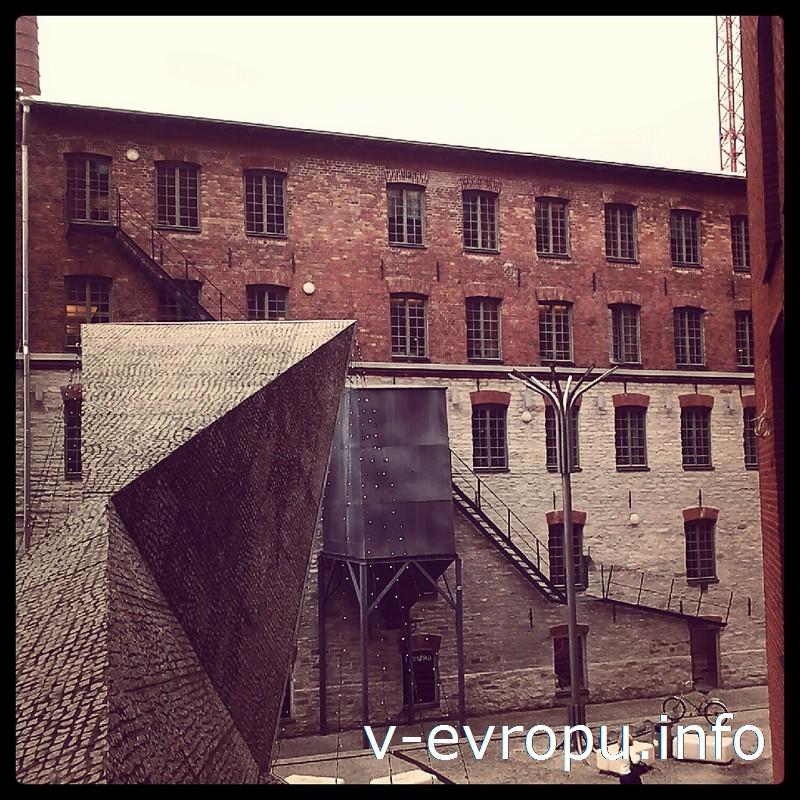 Квартал Ротерманна - центр авангардной архитектуры и коммерческого духа