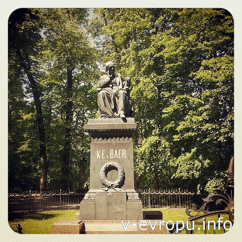 Памятник Карлу Эрнсту фон Бэру