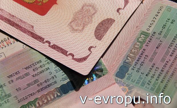 Шенгенская виза в Германию для индивидуального предпринимателя