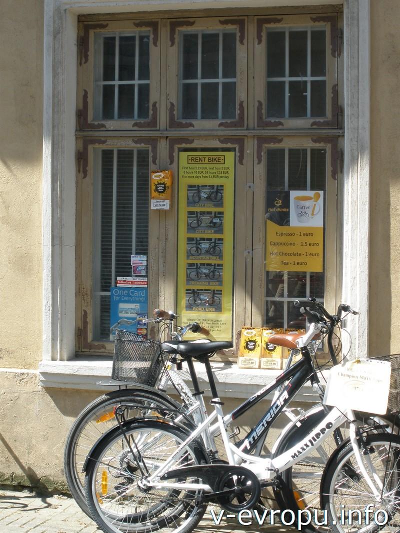 Пункты проката велосипедов также предлагают разные маршруты велопрогулок