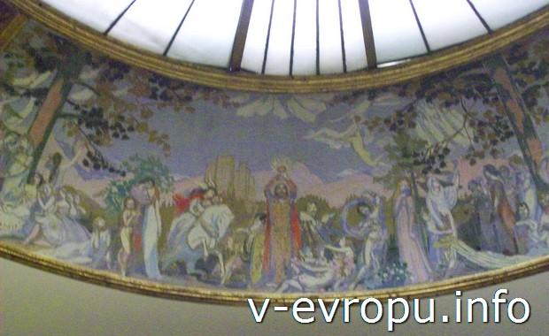 В парижском музее Орсе