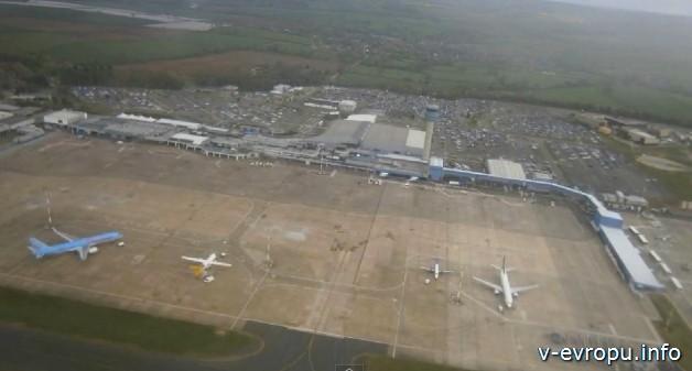 Аэропорт Тревизо. Италия