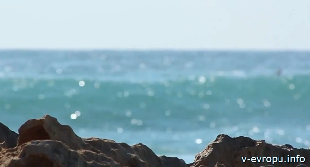 Кипр. Море.