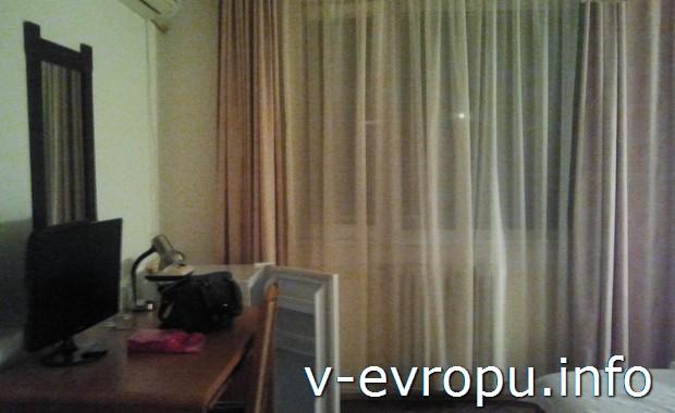 """Гостиничный номер в гостинице """"Централь"""" в Бургасе (Болгария)"""