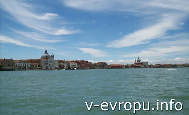 Путешествие в Италию. Венеция